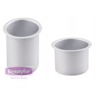 Removable metal wax pot 800 ml
