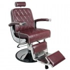 Barber Chair GABBIANO IMPERIAL Bordo