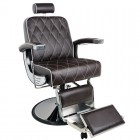 Barber Chair GABBIANO IMPERIAL Brown