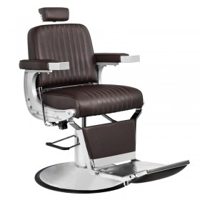 Barber Chair GABBIANO CONTINENTAL Brown