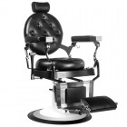 Barber Chair GABBIANO IMPERATOR Black