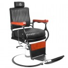 Barber Chair GABBIANO MASTER Black