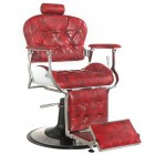 Barber Chair GABBIANO PREMIER Red