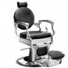 Barber Chair GABBIANO PRESIDENT Black