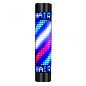 LED Valgusreklaam Barber Pole Roy