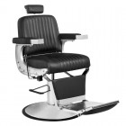 Barber Chair GABBIANO CONTINENTAL Black