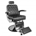 Barber Chair GABBIANO IMPERIAL Black