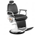 Barber Chair GABBIANO MOTO STYLE Black