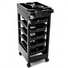Hairdresing Trolley T-048, black