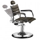 Barber Chair GABBIANO JAPAN STYLE Brown