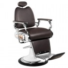Barber Chair GABBIANO MOTO STYLE Brown