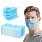 Disposable 3-Layer Protective Face Mask 50pc