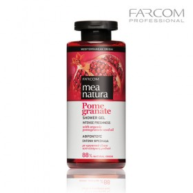 FARCOM Dušigeel Mea Natura Pomegranate Color Brilliance & Youth Save 300ml