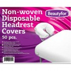 BEAUTYFOR Disposable facerest covers, 50 psc.
