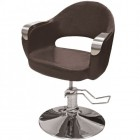BEAUTYFOR Hairdressing Chair 356-1 Brown