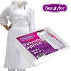 BEAUTYFOR Disposable PE Apron 100 pcs.