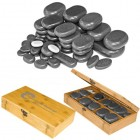 Hot Stone set, 45 pieces