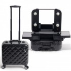 BEAUTYFOR Make-up Case KC-211 black