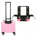 BEAUTYFOR Make-up Case KC-211 pink