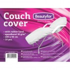 BEAUTYFOR Disposable Couch Cover with Rubber Band 10 pcs.