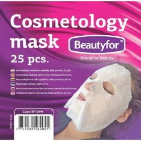 BEAUTYFOR Cosmetology facemask without colar 25 pcs.