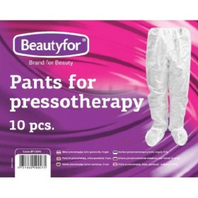BEAUTYFOR Disposable pants for pressotherapy 10 pcs.