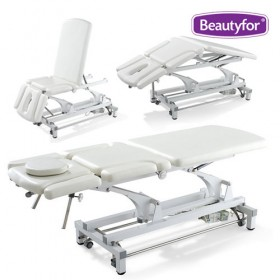 BEAUTYFOR Multifunctional Beauty Bed with 2 motors