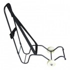 BEAUTYFOR Trolley for transporting a massage table