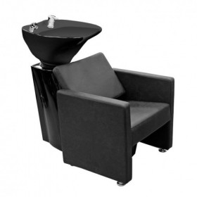 BEAUTYFOR Hair Wash Unit 558 Matt Black