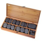 Hot Stone set, 40 pieces