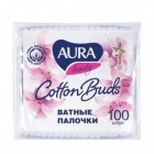 Cotton buds 100%cotton 100 pcs